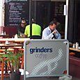 Petit café dans Darlinghurst